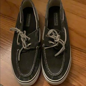 Sperry women's 9.5 model 9447145 in grey
